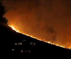 Incendio en la Patagonia chilena ha consumido más de 12.500 hectáreas