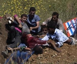 Israel ha colocado minas antipersonales en los Altos del Golán, según ONG