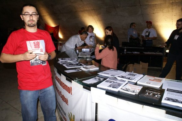 Los jóvenes tuvieron destacada presencia en el Encuentro.  Foto. Norelys Morales