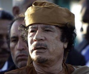 Dudas sobre el entierro de Gadafi (+ Fotos)
