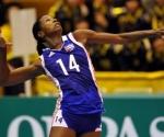 Kenia Carcasés sigue como bujía inspiradora de la selección nacional