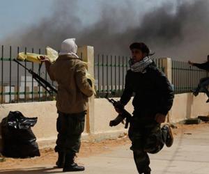 Libia, guerra total