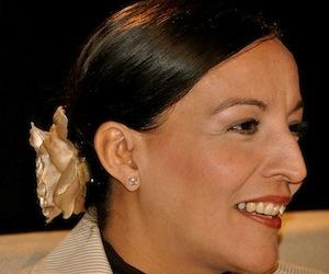 La directora cubana de ballet Lizt Alfonso recibe la categoría de embajadora de la UNICEF