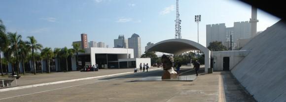 El Memorial de América Latina, en Sao Paulo, donde se celebró la XIX Convención Nacional de Solidaridad con Cuba.
