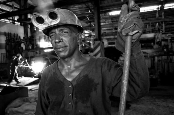 Obrero. Foto: Roberto Chile