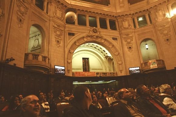 El parlamento de Rio de Janeiro