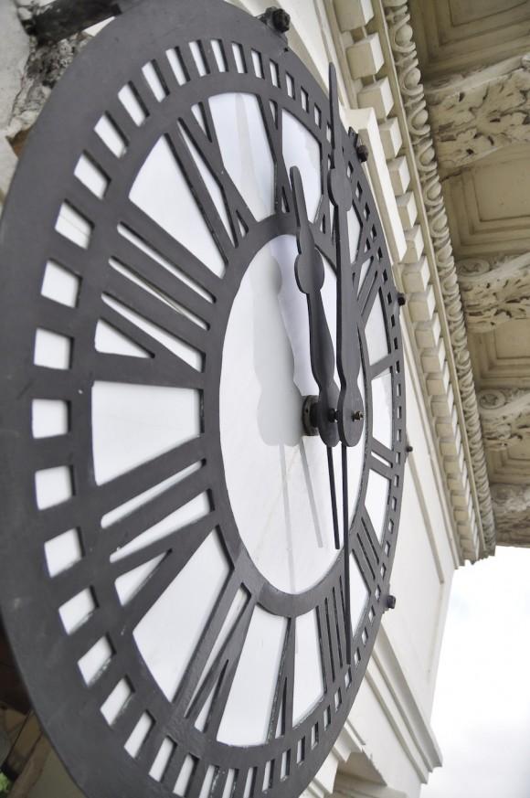 El reloj de Quinta Avenida. Foto: Kaloian