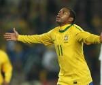 Robinho líder para la Copa América-2011