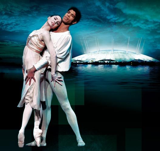 Romeo y Julieta, por Carlos Acosta y Tamara Rojo, del Royal Ballet
