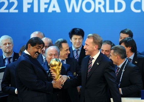 Rusia y Qatar fueron elegidas las sedes de los Mundiales del 2018 y 2022