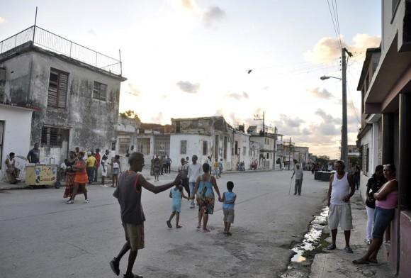 Barrio de Coco Solo, municipio Marianao. Foto Kaloian