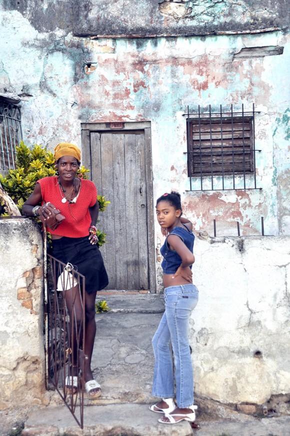 Vecinas de Coco Solo. Foto Kaloian