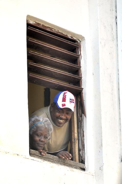 Vecinos de Coco Solo. Foto Kaloian