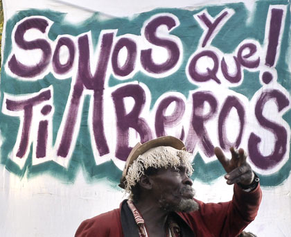 Barrio de La Timba. Foto Kaloian