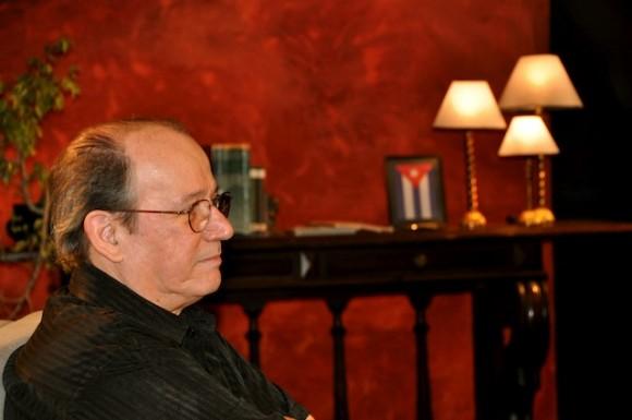 """Silvio Rodríguez en """"Con 2 que se quieran"""". Foto: Petí"""