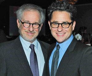 Steven Spielberg y J. J. Abrams