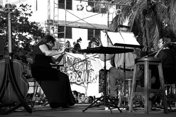 Timba 3. Foto: Silvio Rodríguez