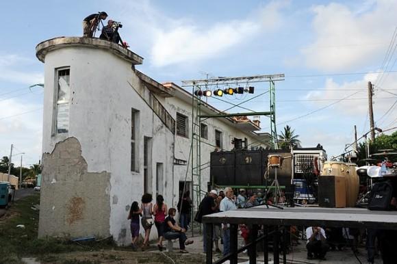 Timba 7. Foto: Silvio Rodríguez