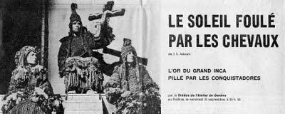 Afiche de Le Soleil Foulé