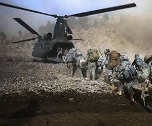 OTAN mata a diez niños tras ataque aéreo en Afganistán