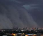 ¿El fin del mundo llegó a Phoenix? No, solo el comienzo de una tormenta de arena
