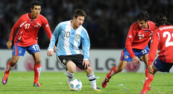 Resultado de imagen para costa rica argentina copa america