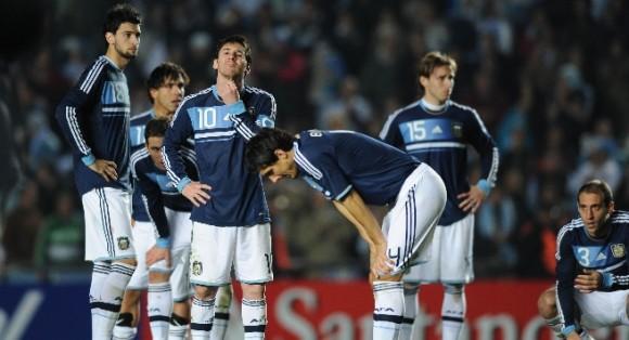 Argentina fue eliminada el sábado de la Copa América.