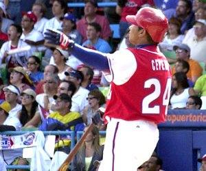 Cepeda, el más popular para el juego de las estrellas del béisbol cubano