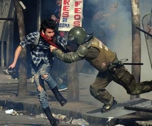 Causa de estudiantes chilenos gana respaldo de fuerzas sociales
