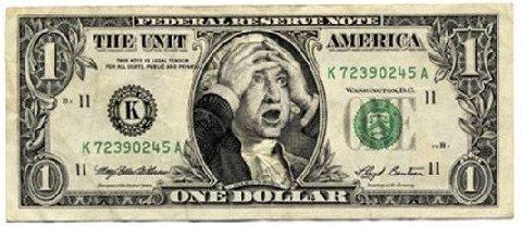 El dólar horrorizado