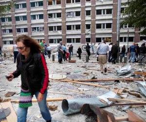 Noruega sigue en vilo cinco días después de los atentados