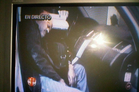 Tomado de la Televisión guatemalteca.