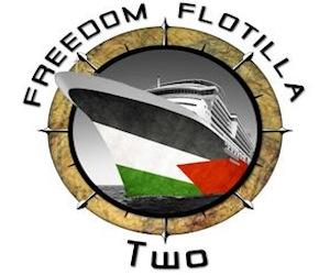 La Marina israelí aborda el Dignité, barco de la Flotilla que iba a Gaza