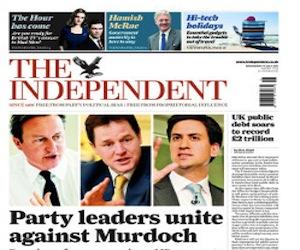 Murdoch responderá ante la Justicia