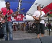 Descemer y Kelvis, ocupan un lugar meritorio en la música popular cubana contemporánea. Foto: Marianela Dufflar