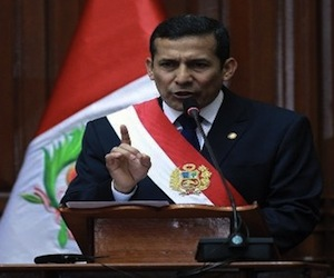 Ollanta Humala: un año en el gobierno y muchos desafíos por delante