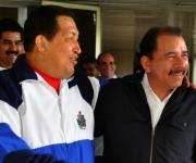 Chávez y Ortega en La Habana. Foto: Estudios Revolución