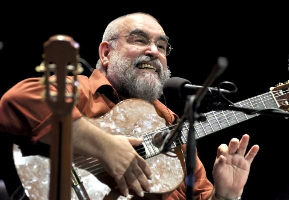 Pedro Luis Ferrer. Foto Kaloian