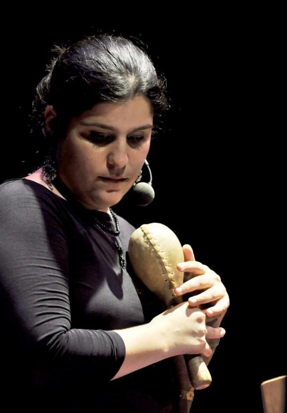 Lena Ferrer. Foto Kaloian