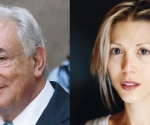 Dominique Strauss-Kahn y Tristane Banon