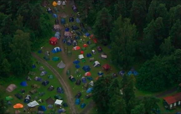 Un pequeño sobreviviente del atentado en Noruega le responde al terrorista