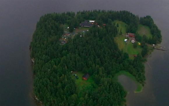 La Isla de Utoya