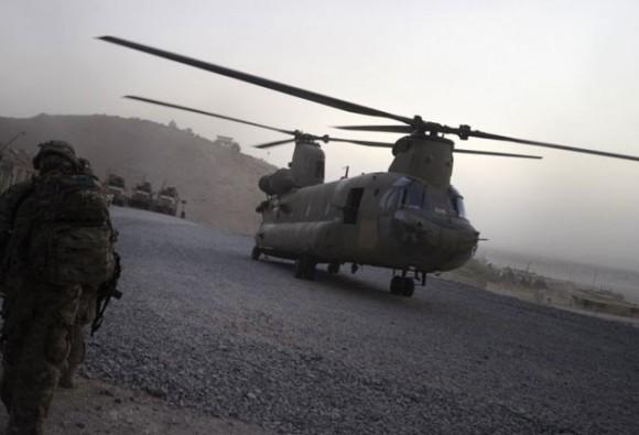 Helicóptero Chinook en Afganistán: 38 personas murieron en el accidente de ayer en Wardak