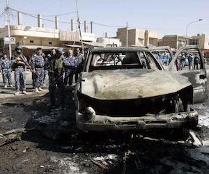 Aumento de la violencia en Iraq deja 55 muertos y 170 heridos