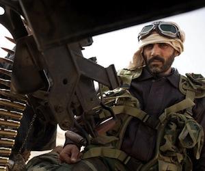 Grupos militares en Libia