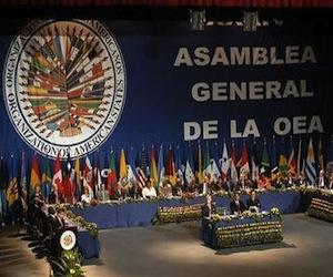 El futuro de la OEA se parece al pasado