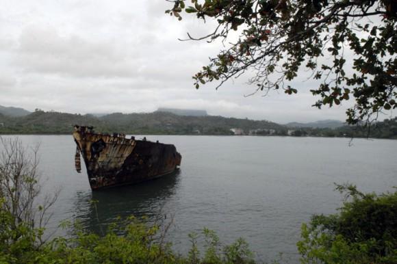 Bahía de Baracoa. Foto: Roberto Suárez