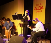 Concierto en la Casa del Alba.. Foto: Iván Soca