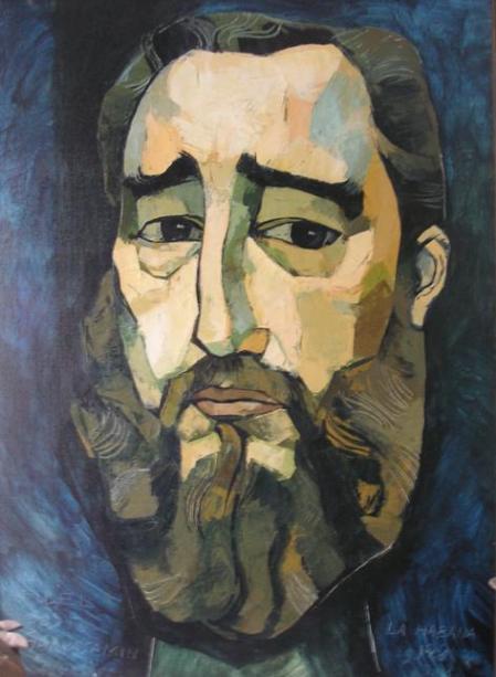 El Fidel, de Guayasamín