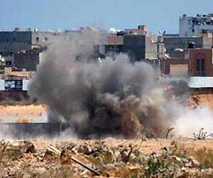 Enfrentamientos violentos en Libia